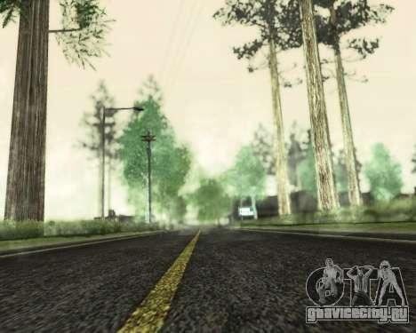 SA_NVIDIA v1.0 для GTA San Andreas третий скриншот
