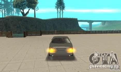Универсальные поворотники для GTA San Andreas третий скриншот
