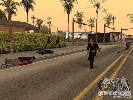 Томми Версетти для GTA San Andreas третий скриншот