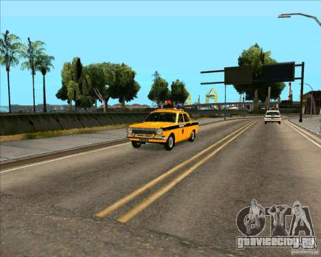 Городские службы версия 2 для GTA San Andreas второй скриншот
