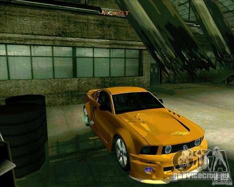 ENBseries V0.45 by 1989h для GTA San Andreas шестой скриншот