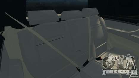 BMW X5 xDrive48i Security Plus для GTA 4 вид сбоку