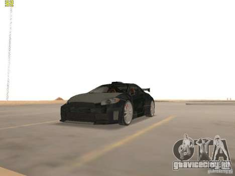 Mitsubishi Eclipse GT NFS-MW для GTA San Andreas