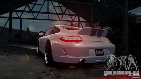 Porsche 911 Sport Classic v2.0 для GTA 4 вид слева