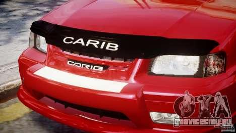 Toyota Sprinter Carib BZ-Touring 1999 [Beta] для GTA 4 колёса