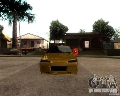 ВАЗ 21099 Tuning для GTA San Andreas вид справа