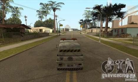 Работа дворника для GTA San Andreas четвёртый скриншот