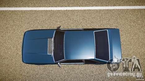 Ford Mustang GT 1993 Rims 1 для GTA 4 вид справа