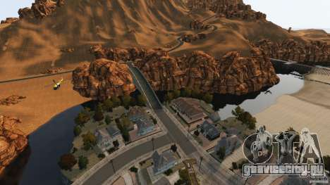 Red Dead Desert 2012 для GTA 4 девятый скриншот