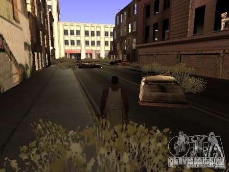 Чернобыль MOD v1 для GTA San Andreas десятый скриншот