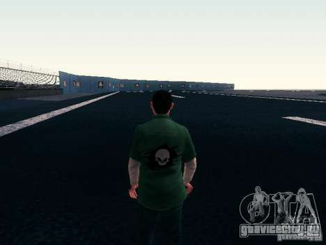 Race Ped Pack для GTA San Andreas четвёртый скриншот