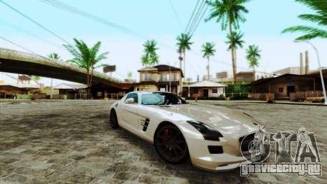 ENBSeries by egor585 для GTA San Andreas четвёртый скриншот