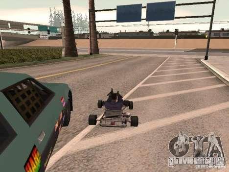Ускорение для GTA San Andreas второй скриншот