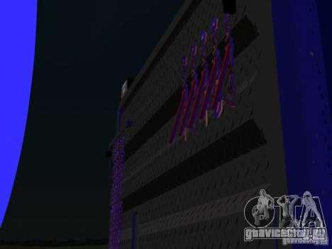 Kenwort T800 Carlile для GTA San Andreas вид справа
