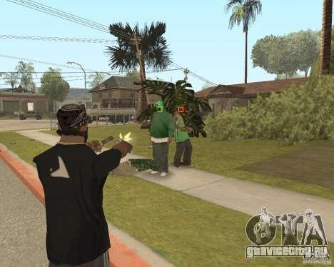 Mark and Execute для GTA San Andreas четвёртый скриншот