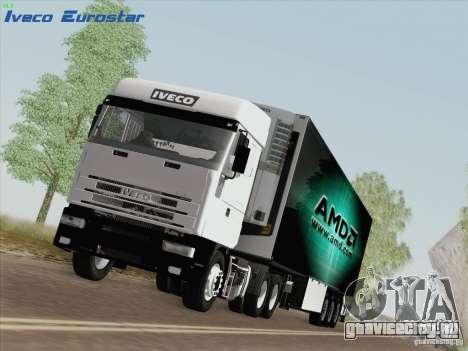 Iveco Eurostar для GTA San Andreas