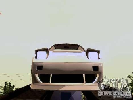Nissan 240SX (S13) для GTA San Andreas вид справа
