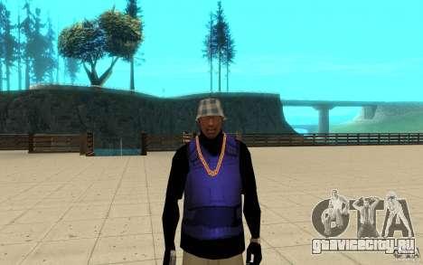 Броник скин 1 для GTA San Andreas