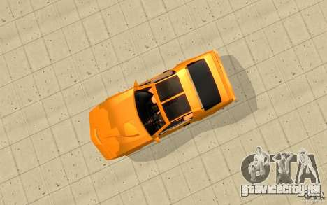 Pontiac Firebird 1989 K.I.T.T. для GTA San Andreas вид справа