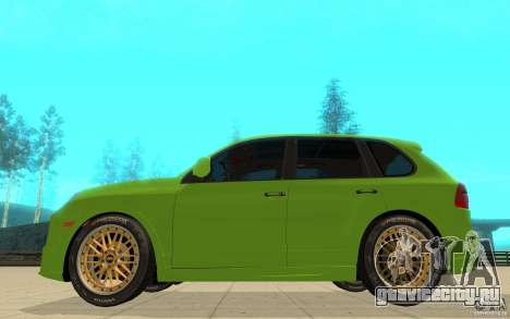 Wild Upgraded Your Cars (v1.0.0) для GTA San Andreas четвёртый скриншот