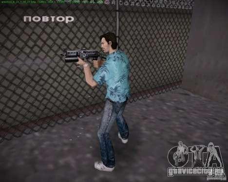 ПП-19 Бизон для GTA Vice City третий скриншот