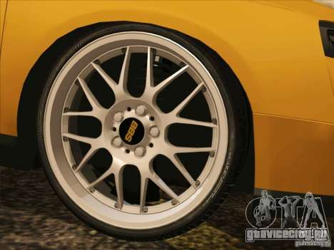 Volkswagen Passat B6 Variant для GTA San Andreas вид изнутри