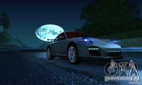 ENBSeries by dyu6 v5.0 для GTA San Andreas пятый скриншот
