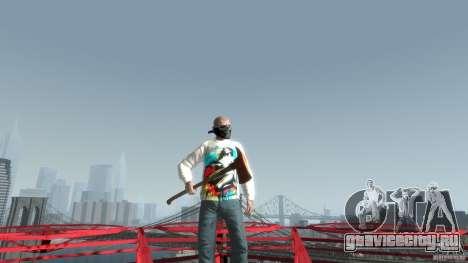 Accetta da pompiere для GTA 4 шестой скриншот
