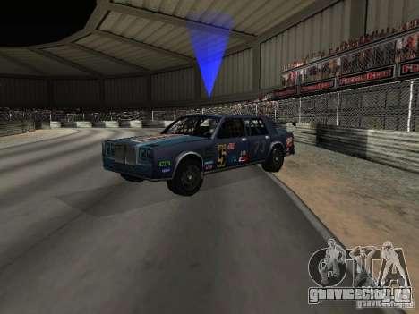 GreenWood Racer для GTA San Andreas вид справа
