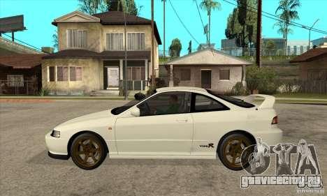 Honda Integra TypeR для GTA San Andreas