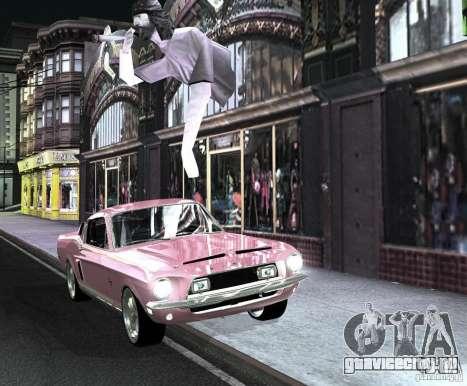 ENBSeries NORTH для GTA San Andreas шестой скриншот