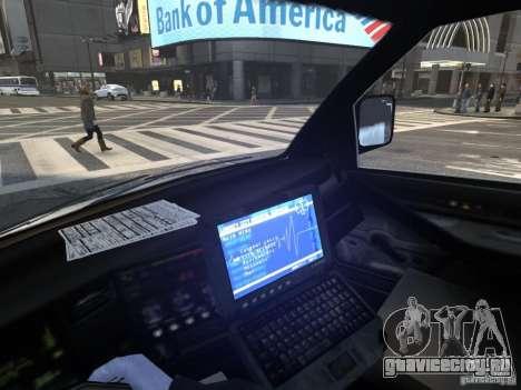 Chevrolet Ambulance FDNY v1.3 для GTA 4 вид сбоку