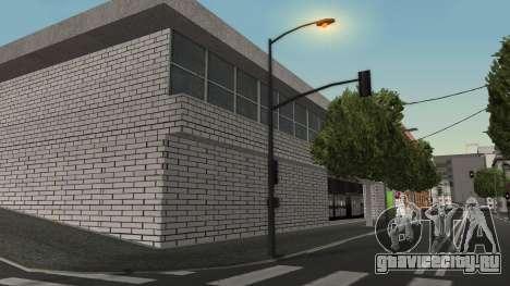 Текстура гаражей и зданий в SF для GTA San Andreas второй скриншот