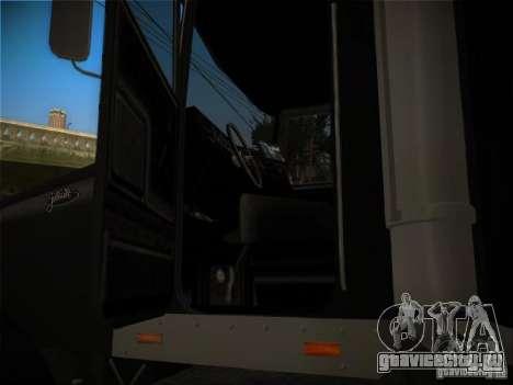 Linerunner из GTA 3 для GTA San Andreas вид сзади