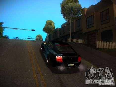 ENBSeries Realistic для GTA San Andreas девятый скриншот
