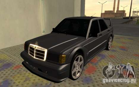 Mercedes-Benz 190E Evolution II 2.5 1990 для GTA San Andreas