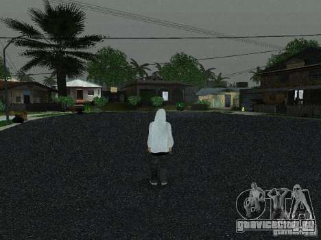 New ColorMod Realistic для GTA San Andreas восьмой скриншот