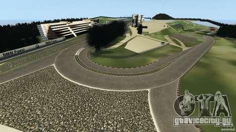 Nordschleife Circuit v1.0 [Beta] для GTA 4 третий скриншот