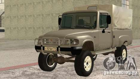 ГАЗ 2308 Атаман для GTA San Andreas вид слева