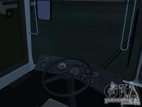ЛАЗ 52528 для GTA San Andreas вид слева