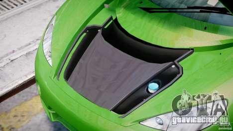 Ascari KZ-1 для GTA 4 вид сбоку