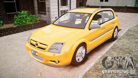 Opel Signum 1.9 CDTi 2005 для GTA 4
