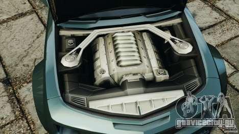 Chevrolet Camaro SS EmreAKIN Edition для GTA 4 вид сзади
