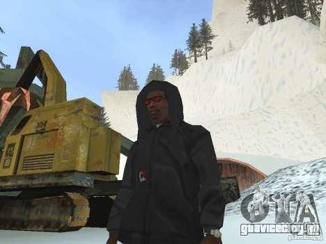 Толстовка с капюшоном для GTA San Andreas второй скриншот