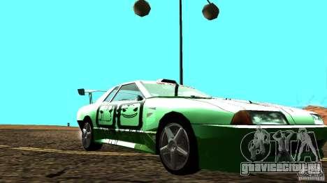 Elegy v0.2 для GTA San Andreas