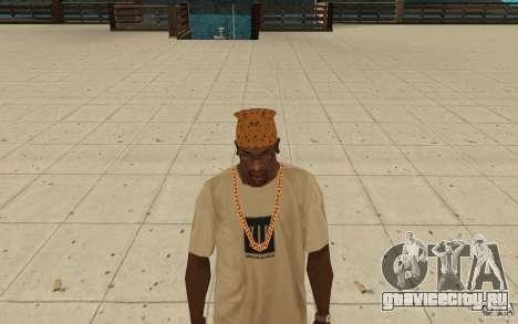 Бандана maryshuana для GTA San Andreas