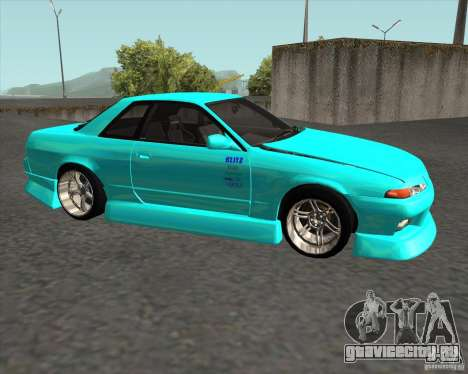 Nissan Skyline R32 GTS-T для GTA San Andreas
