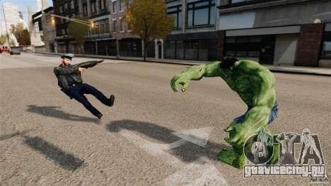 Халк скрипт для GTA 4 шестой скриншот