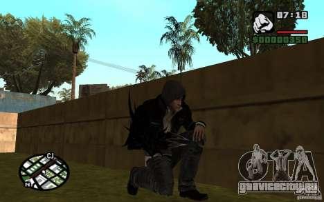 Alex Mercer для GTA San Andreas третий скриншот
