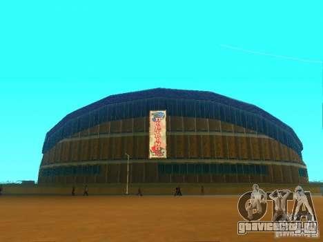 Новое здание LV для GTA San Andreas четвёртый скриншот